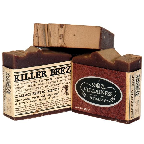 Villainess Killer Beez Soap
