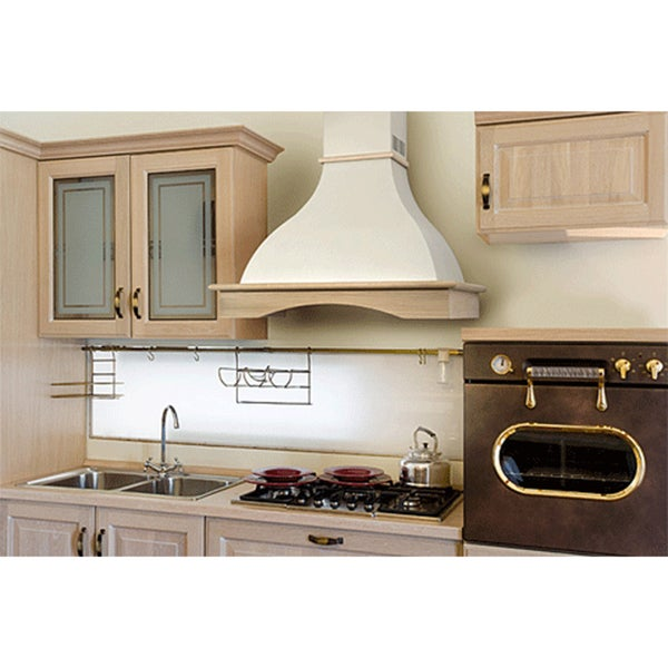 NT Air Italy 24-inch Stainless Steel Wall Mount Range Hood 10389746