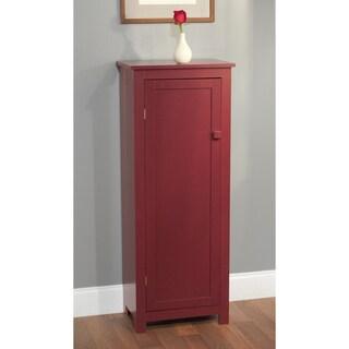 Simple Living Red Wood Pantry