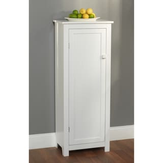 White Wood Pantry