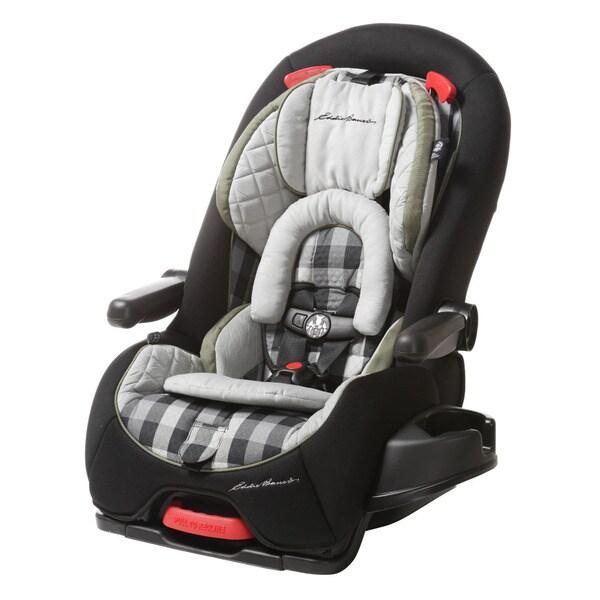 Eddie Bauer Comfort 65 Convertible Car Seat in Evergreen
