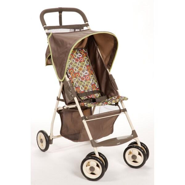 Cosco Deluxe Comfort Ride Stroller in Circus