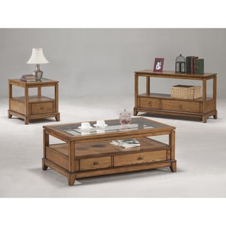 Toluca Lake 3-piece Occasional Table Set