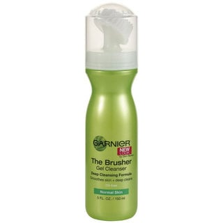 Garnier The Brusher 5-ounce Gel Cleanser