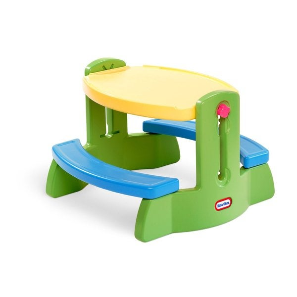 Little Tikes Adjust N Draw Table 14991170 Overstock