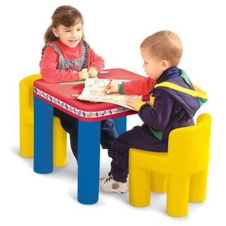 Little Tikes Classic Table and Chairs Set