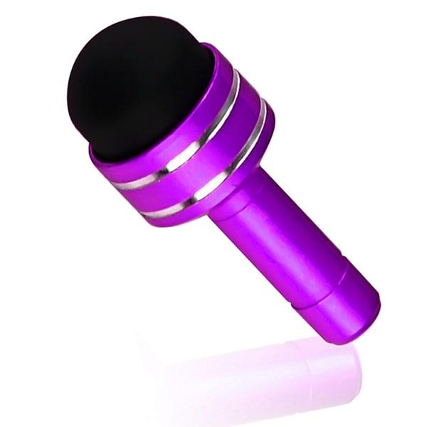INSTEN Dust Cap with Mini Stylus for Apple iPod/ iPad/ iPhone 4/ 4S/5/ 5S/ 6