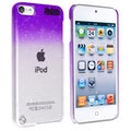 BasAcc Clear Purple Waterdrop Case for Apple iPod Touch Generation 5