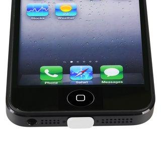 INSTEN White Plug Cap for Apple iPhone 5
