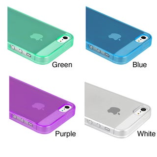 BasAcc TPU Case for Apple iPhone 5/ 5S
