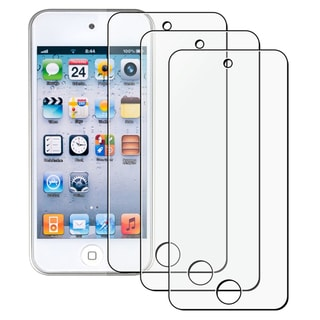 3-Pack LCD Screen Protector Film Cover For Apple iPod Touch 5th/ 6th Gen