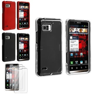 BasAcc Case/ Screen Protector for Motorola Droid Bionic XT875