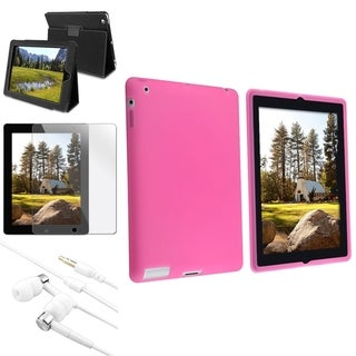 BasAcc Case/ Screen Protector/ Headset for Apple� iPad 2