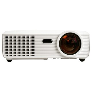 Optoma TW610STi 3D Ready DLP Projector - 720p - HDTV - 16:10