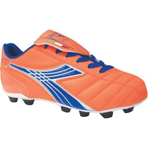 Boys' Diadora Forza MD JR Orange/Blue