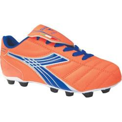 Boys' Diadora Forza MD JR Orange/Blue
