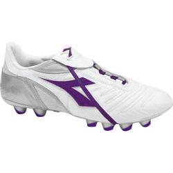 Women's Diadora Maracana MD PU White/Purple