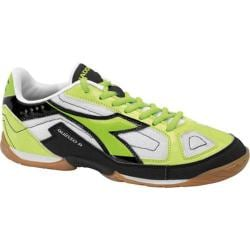 Men's Diadora Quinto R ID Black/Yellow
