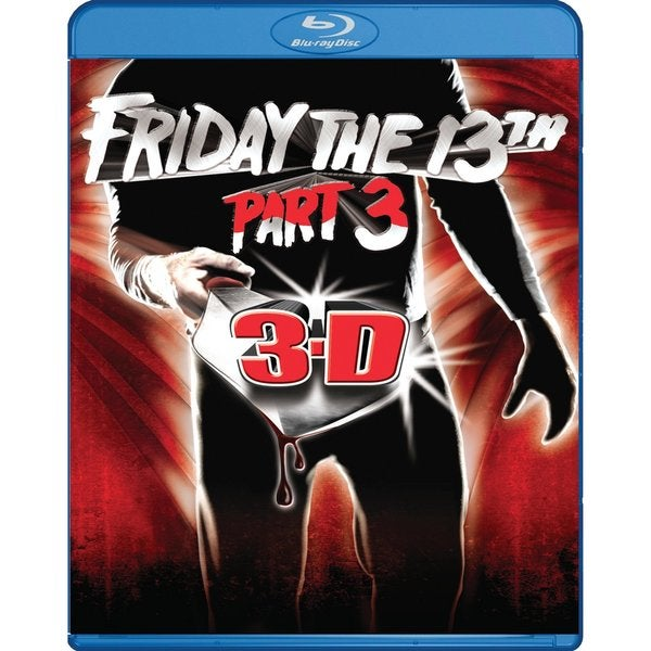 Friday The 13th Part 3 (Blu-ray Disc) 10390992