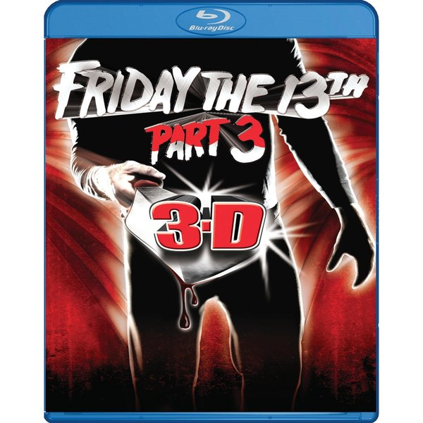 Friday The 13th - Part Iii Blu-Ray from Warner Bros. 10390992