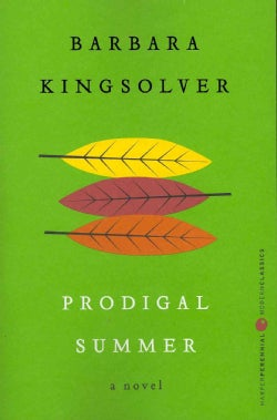 Prodigal Summer (Paperback)