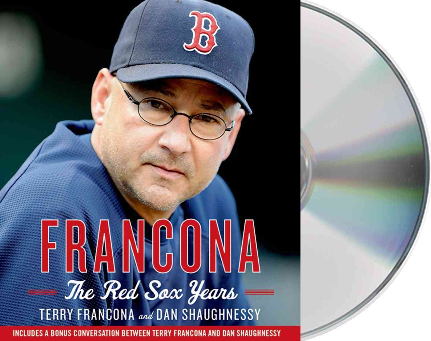 Francona: The Red Sox Years (CD-Audio)