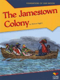 The Jamestown Colony (Paperback)