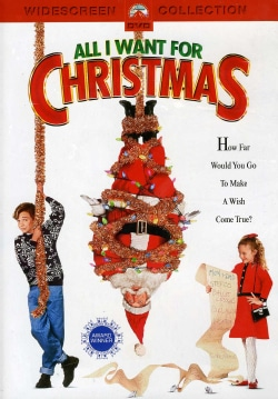 All I Want For Christmas (DVD)