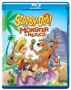 Scooby-Doo And The Monster Of Mexico (Blu-ray Disc)