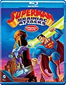 Superman: Brainiac Attacks (Blu-ray Disc)