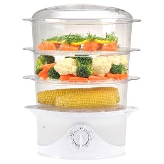 Kalorik 3-tier Food Steamer