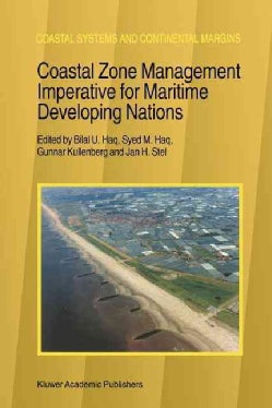 Coastal Zone Management Imperative for Maritime Developing Nations (Paperback)