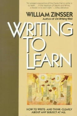 Writing to Learn (Paperback)