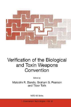Verification of the Biological and Toxin Weapons Convention (Paperback)