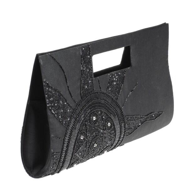 Black Sun Handbag (India)