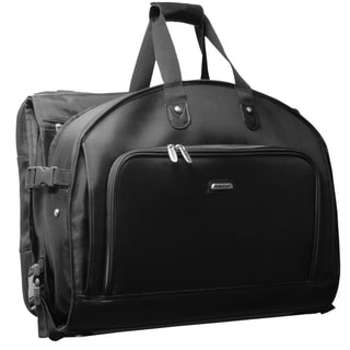 WallyBags 52-inch GarmenTote Tri-fold with Shoulder Strap