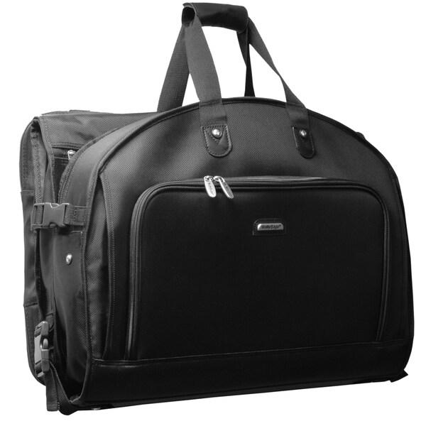 WallyBags 52-inch GarmenTote Tri-fold with Shoulder Strap