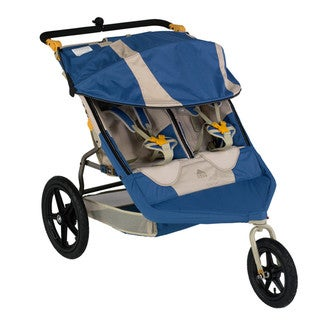 Kelty Speedster Swivel Deuce Double Jogging Stroller