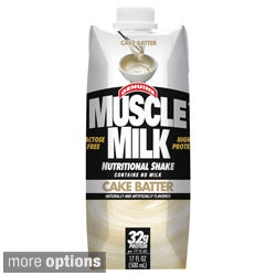 CytoSport Muscle Milk RTD (Case of 12)