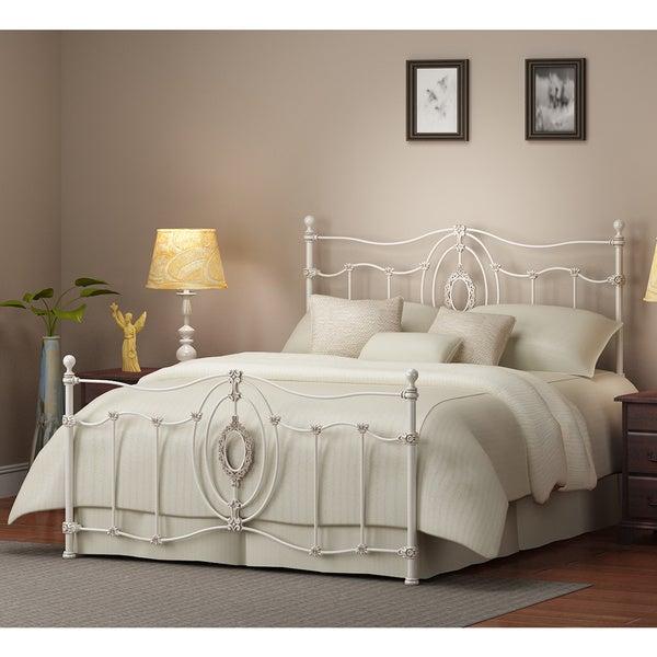 Ashdyn White King Bed