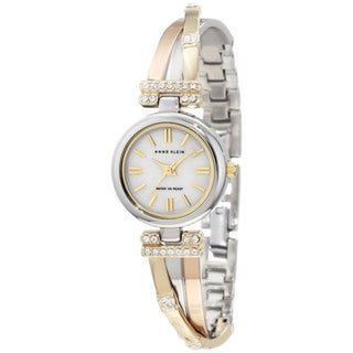Anne Klein Women's Two-tone Stainless Steel Watch