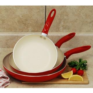 Non-stick Aluminum Fry Pans 4-piece Set