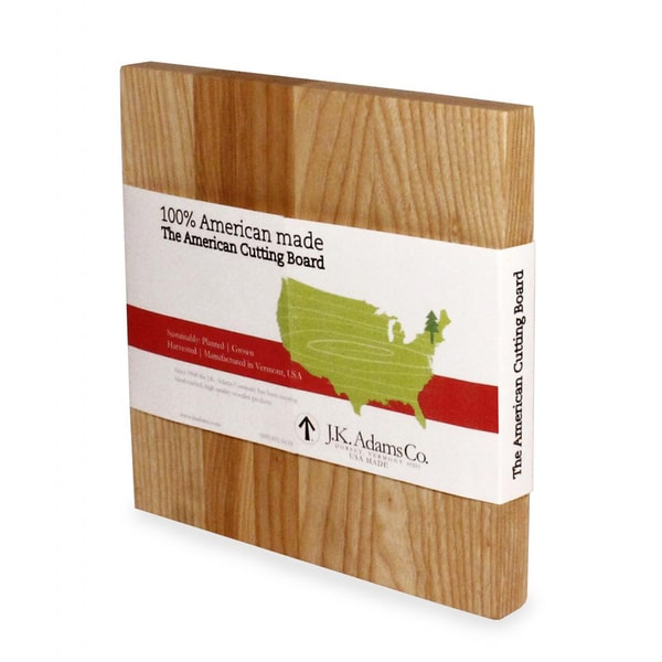 American Ash Cutting Boards (Set of 2)