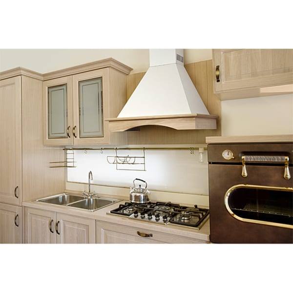 NT AIR CH-115 24-inch Wall Mounted Stainless Steel Range Hood 10395746