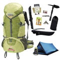 Alpinizmo by High Peak USA 45 Zombie Apocalypse Pack & Tent Set
