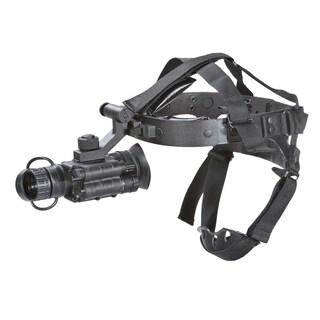 Armasight Nyx14-3 Alpha MG Multi-Purpose Night Vision Monocular Manual Gain Control Gen 3, 64-72 lp/mm with Headset