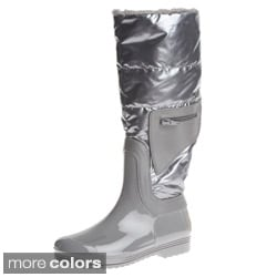 Henry Ferrera Girl's Faux-fur Lined Boots