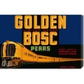 Retrolabel 'Golden Bosc Limited Edition Pears' Stretched Canvas