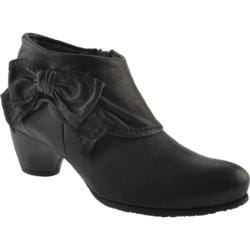 Women's Antia Shoes Abby Black Leather