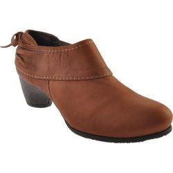 Women's Antia Shoes Anita Cognac Leather